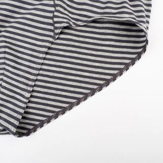 UNIQLO 优衣库 404053 男士针织三角短裤 灰色 XL