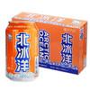 北冰洋 橙汁汽水 330ml*24听 箱装