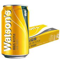 Watsons 屈臣氏 汤力汽水 330ml*24罐 *2件