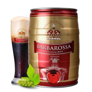 BARBAROSSA 凯尔特人 红啤酒 5L