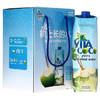 VITA COCO 唯他可可 天然椰子水 1L*4瓶 整箱
