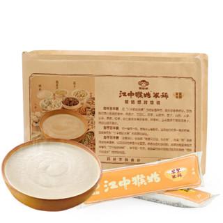 江中 猴姑 米糊麦片 (450g、原味、盒装、15小包)