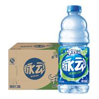 Mizone 脉动 低糖维生素运动饮料 青柠口味 1L*12瓶 *2件
