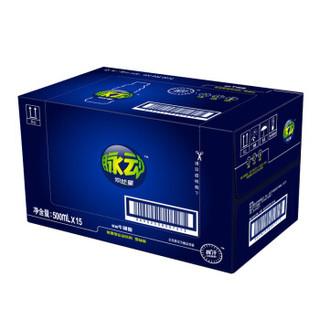 Mizone 脉动 炽能量 维生素饮料 雪柚味 500ml*15瓶 整箱装