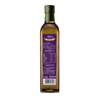 AGRIC 阿格利司 冷榨亚麻籽油 瓶装 500ml