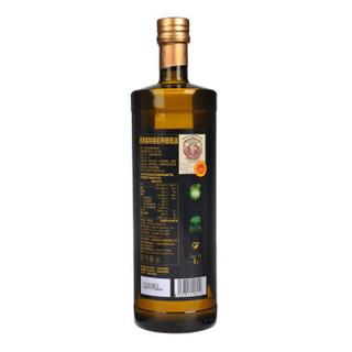 Bellina PDO特级初榨橄榄油 瓶装 1000ml
