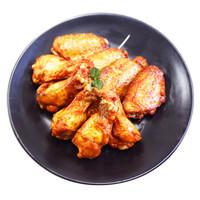上鲜 奥尔良鸡翅中和翅根组合 1kg *5件
