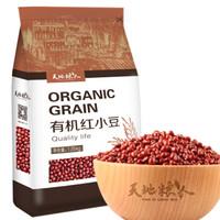 天地粮人 有机红小豆 1.25kg