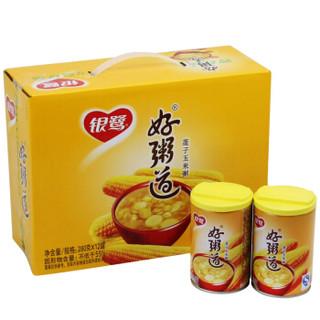 银鹭 好粥道 莲子玉米味 箱装 280g*12罐