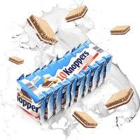 Knoppers 威化饼干 牛奶榛子巧克力 25g*10包