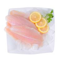 限地区:蓝雪 冷冻越南巴沙鱼片 680g *5件