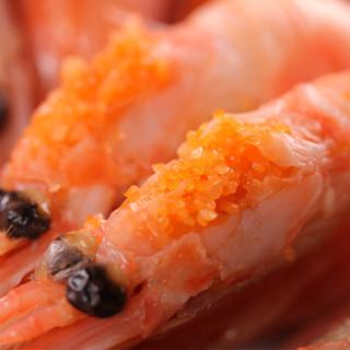 Seamix 禧美海产 熟冻加拿大北极甜虾 带籽率70%-80% ( 500g,45-60只)