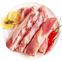 熊氏牧场 加拿大猪肋排软骨条 1kg *3件