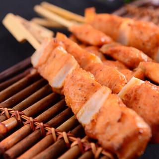 上鲜 鸡脆骨肉串 (760g)
