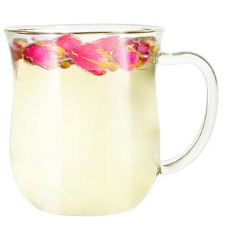贡苑 茶叶 花草茶 玫瑰花茶 玫瑰茶200g可搭荷叶茶杭白菊
