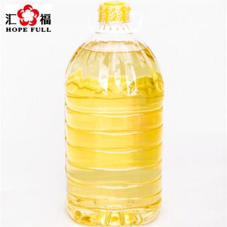 汇福粮油 一级大豆油 5L