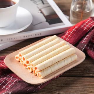 Wasuka 哇酥咔 爆浆威化卷 干酪味 288g