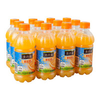 美汁源 果粒橙 橙汁饮料 300ml*12瓶