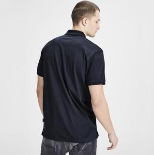 JACK JONES 男士短袖POLO衫