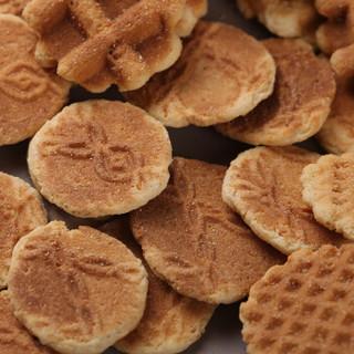 徐福记 小叭叭 瓦格煎饼 混合口味 425g