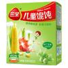 三全 儿童馄饨 虾仁玉米口味 210g (早餐 云吞 火锅食材) 11.8元