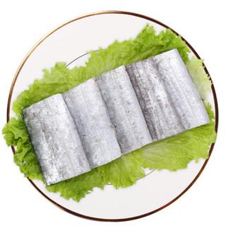 禧美 冷冻马达加斯加 精品带鱼中段 365g/袋(可优惠至8.73元/袋) *12件