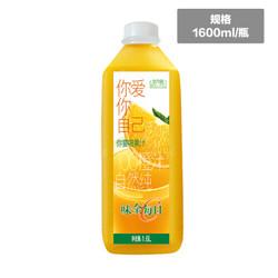 限地区:WEICHUAN 味全 每日C 100%橙汁 1.6L *10件
