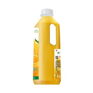 wei-chuan 味全 每日C 100%橙汁 1.6L