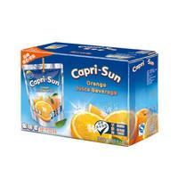 Capri-Sun 果倍爽 橙汁饮料200ML*6