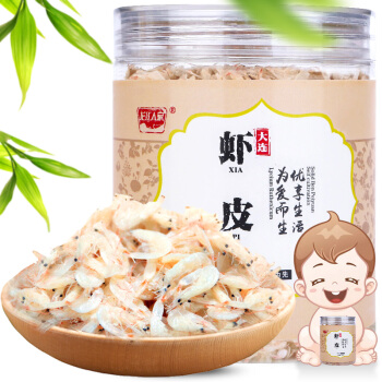 龙江人家 虾皮 60g