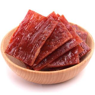 来伊份 精制猪肉脯 (200g、原味)