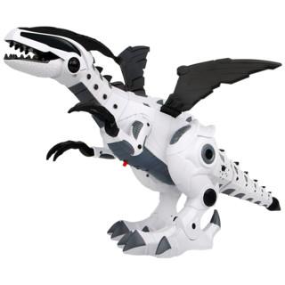 汇奇宝 智能机械恐龙 白色