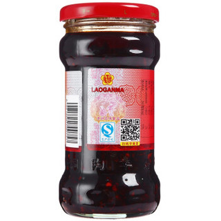 陶华碧 老干妈 风味豆豉油制辣椒 280g*2瓶