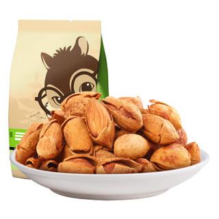 Three Squirrels 三只松鼠 巴旦木 奶香味 235g