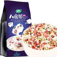 限地区:十月稻田 八宝粥米 1kg *6件