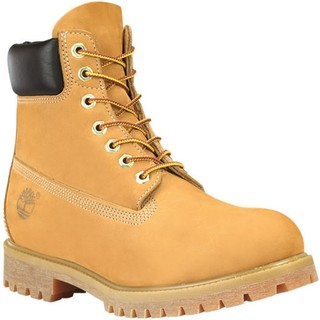 Timberland 添柏岚 6英寸 Premium 男款大黄靴