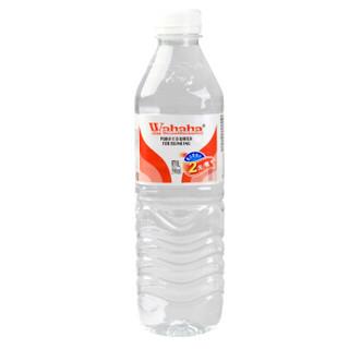 娃哈哈  饮用纯净水 596ml*12瓶