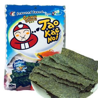 老板仔 调味炸海苔脆紫菜 (袋装、32g)