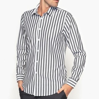 La Redoute Collections 男士条纹衬衫