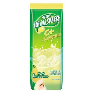 Nestle 雀巢 果维C+冰糖雪梨味 冲饮果汁粉 840g