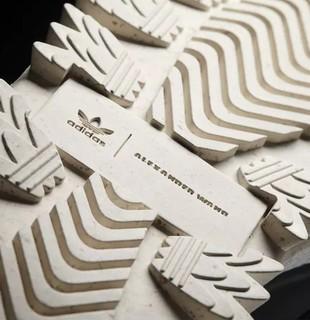 adidas 阿迪达斯 ORIGINALS BY Alexander Wang HIKE LO AC6839 中性款休闲运动鞋
