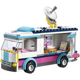 LEGO 乐高  Friends好朋友系列 心湖城玩具
