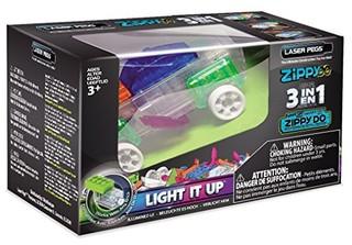 Laser Pegs 镭射派 儿童益智拼插搭建积木发光玩具