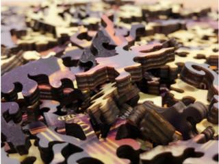 MR.CHOO PUZZLES 异型木制拼图