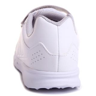 adidas 阿迪达斯 AQ3728 儿童透气运动鞋 白色 29码
