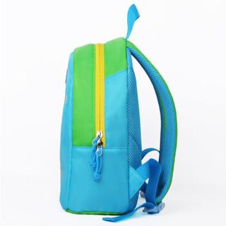 Mr.P 000470 儿童BB书包 可爱长颈鹿 天蓝色 30*23*10cm