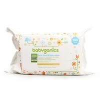 BabyGanics 甘尼克宝贝 婴儿柔湿巾 (100抽)