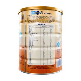 MeadJohnson Nutrition 美赞臣 安儿宝A+ 幼儿配方奶粉 3段 900g*6罐 整箱装(新旧包装随机发货)