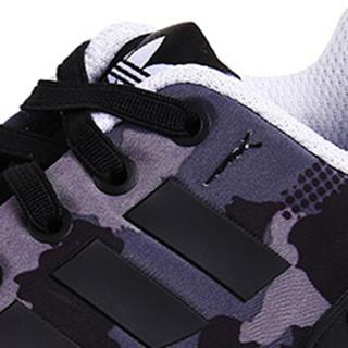 adidas 阿迪达斯 三叶草 S76314 儿童运动鞋 黑色 22码