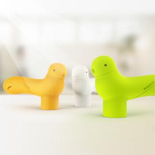 棒棒猪(BabyBBZ) 硅胶门把手保护套儿童安全门把手防撞套 小鸟保护套3个装 苹果绿BBZ-59B